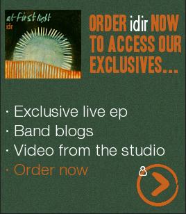 Exclusive content when you buy Idir now!